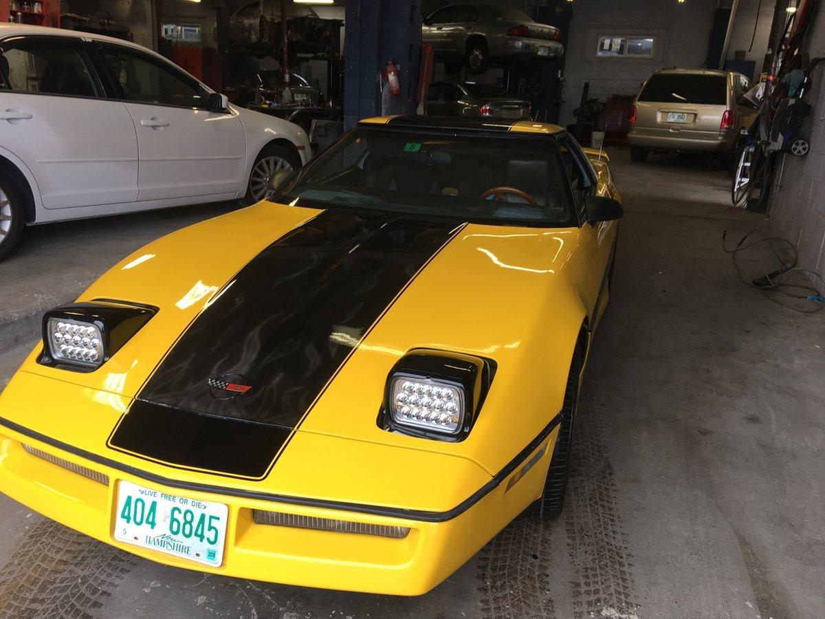 1986 corvette makeover 30