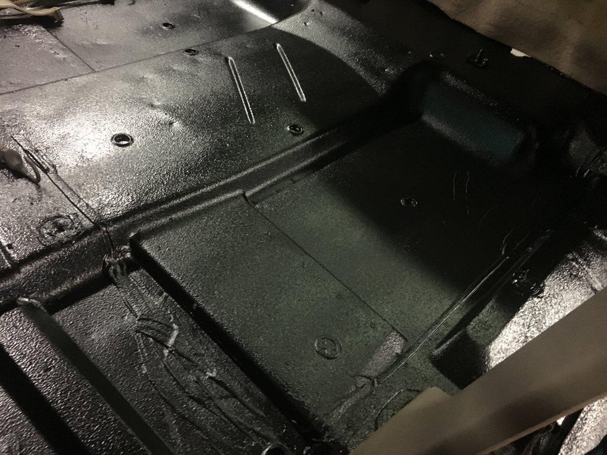 1999 gmc 2500 replace complete floor pans 12