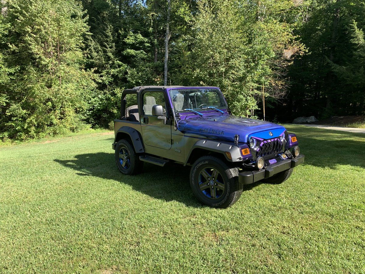 Nerissa Makeover 16 Birthday Jeep 15